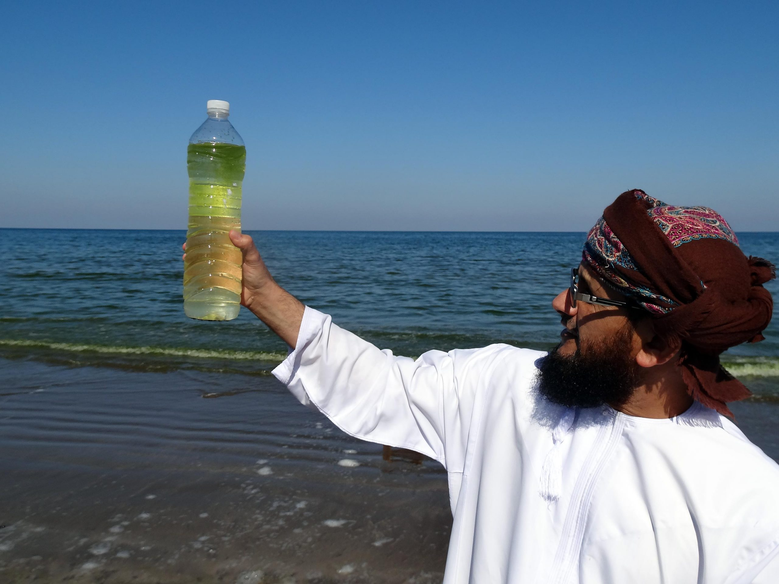 Harmful Algal Blooms In Arabian Sea Fueled By Shrinking Snowcaps