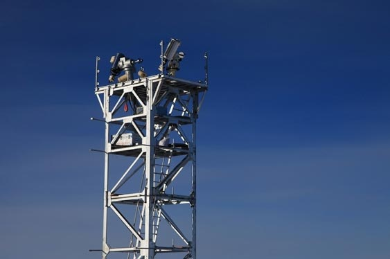 KunLun Differential Image Motion Monitor 8M Tower
