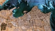 Kuwait From Space