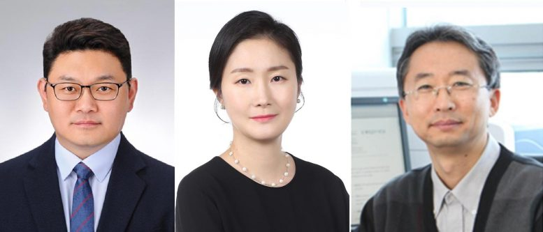 Dr. Kyung Yoon Chung, Dr. Wonyoung Chang and Prof. Sang-Young Lee