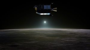 LADEE Spacecraft Finds Neon in Lunar Atmosphere