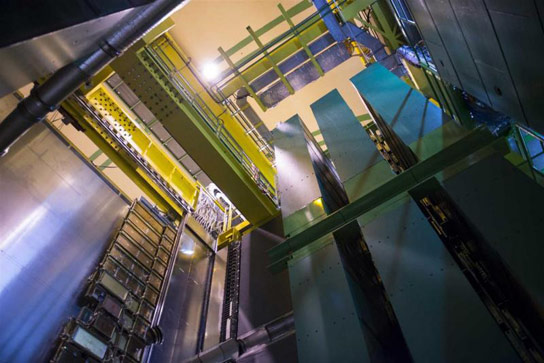 LHCb Collaboration Observes New Matter Antimatter Difference