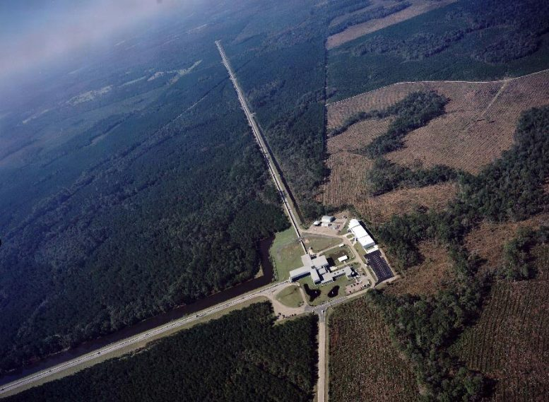 LIGO Livingston Laboratory