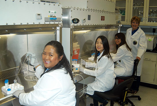 Laboratory Science Team