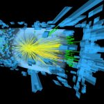 Large Hadron Collider Precisely Counts Particles