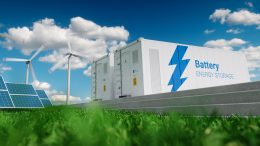 Large Scale Energy Storage