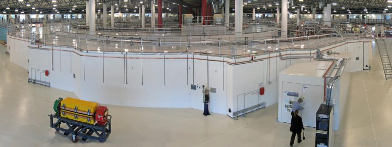 Large Synchotron X-Ray Facilities