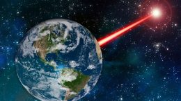 Laser Technology Could Attract Aliens