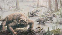 Late Permian Pareiasaurs
