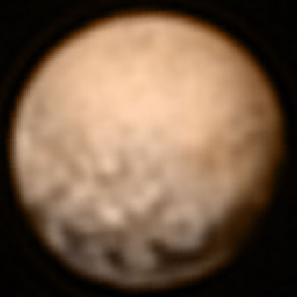 Latest New Horizons Pluto Image