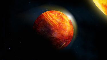 Fiery Hot Lava Planet Weather Forecast: Supersonic Winds and Rocky Rains
