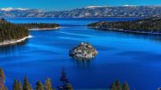 Less Algae, Not Clearer Water, Keeps Tahoe Blue