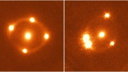 Light From Distant Galaxies is Distorted