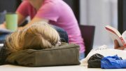Light from Phones or Tablets Disturbs the Sleep of Young Teens