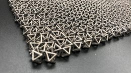 Linked Octahedrons Material