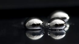 Liquid Metal Drops