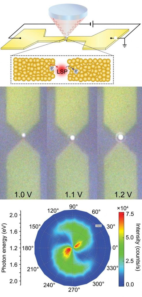 Localized Surface Plasmons Produce Hot Carriers