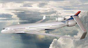 Lockheed Martin's concept to achieve green aviation goals