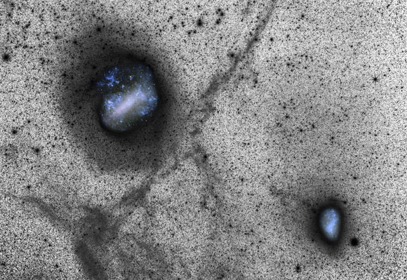 Low Surface Brightness Imaging of the Magellanic System