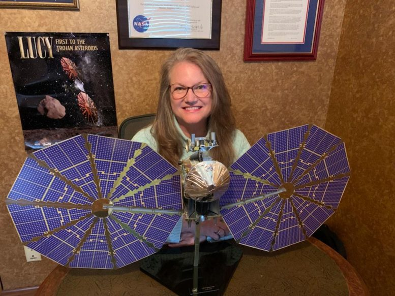 Lucy Mission Manager Sherry Jennings