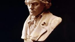 Ludwig van Beethoven Sculpture