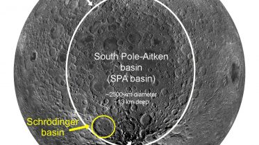 New Moon Map Created to Help Guide Future Lunar Exploration Missions