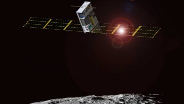 Lunar IceCube to Locate Water Resources Needed for Moon Base – Uses Ion