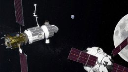 Lunar Orbital Platform-Gateway will Extend Human Presence in Deep Space