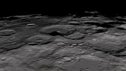 Lunar South Pole