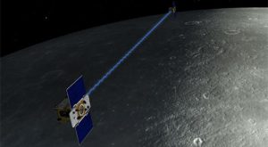 Lunar Spacecraft Completes Mission Ahead of Schedule