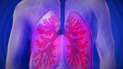 Lung Disease Illustration