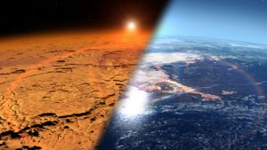 MAVEN Shows Most of Mars' Atmosphere Was Lost to Space