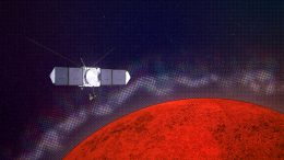 MAVEN Spacecraft Mars Plasma Layers
