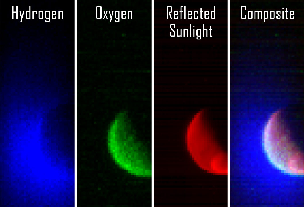 First Mars Observations from NASA's MAVEN Spacecraft
