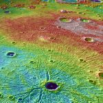 MESSENGER Collects Data on Mercury During Its Orbital Decay