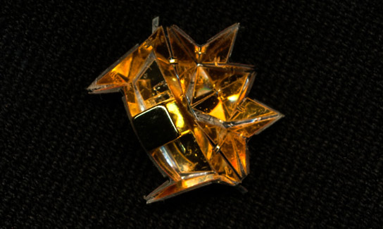 MIT Builds Tiny Origami Robot