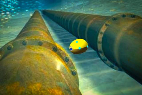 MIT Develops Underwater Robot for Port Security