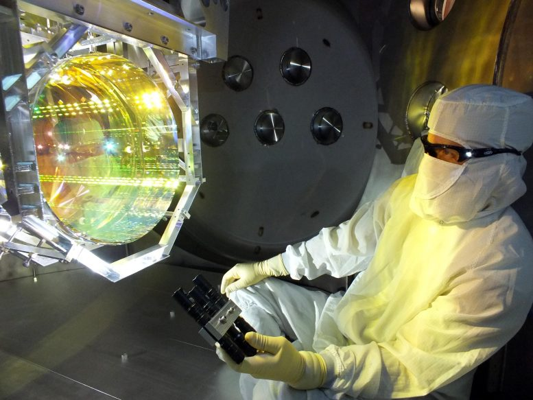 MIT Physicist LIGO Mirrors