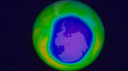 MIT Scientists Observe First Signs of Healing in the Antarctic Ozone Layer
