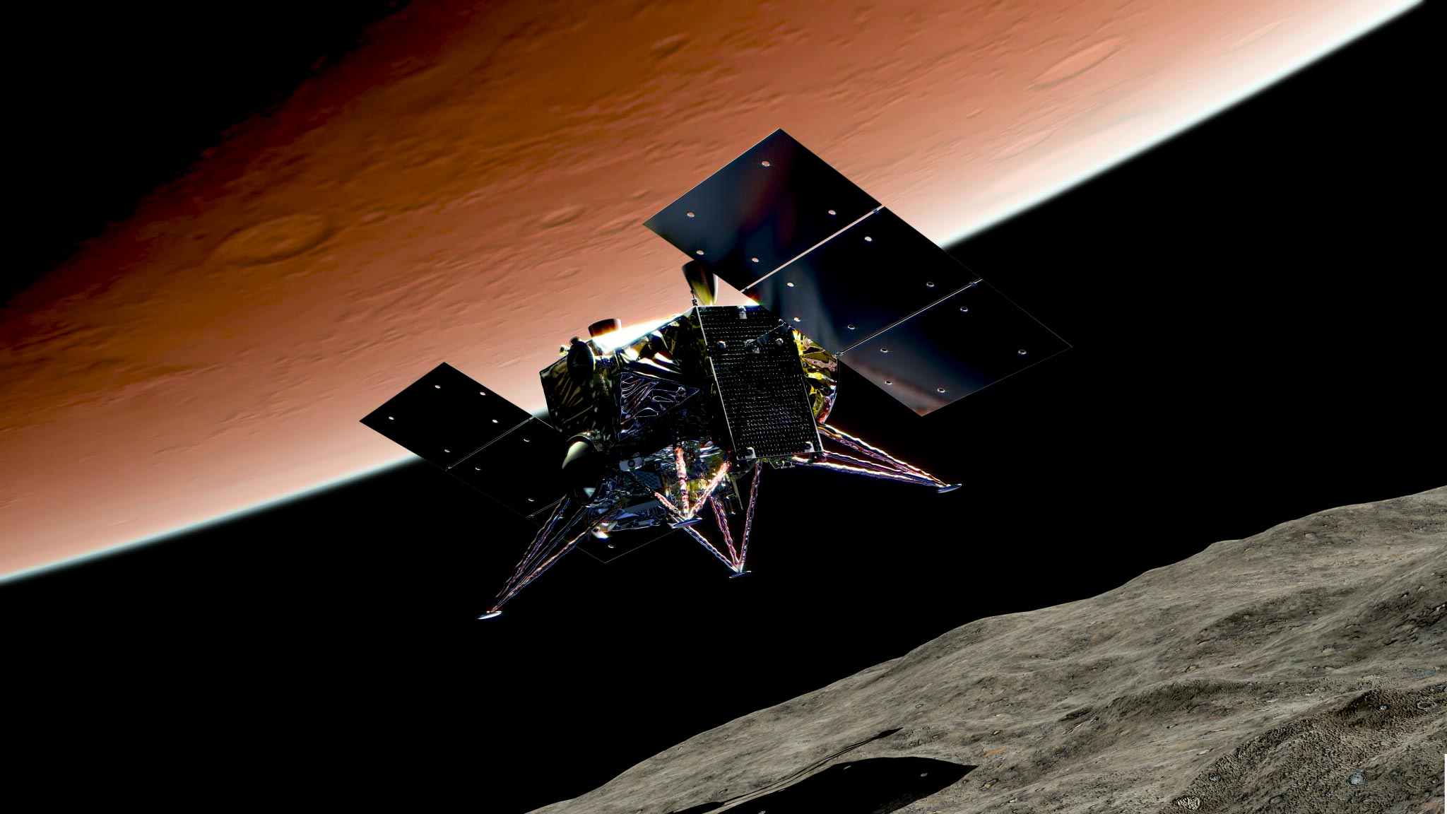 Japan Space Agency: Why We're Exploring the Moons of Mars - SciTechDaily
