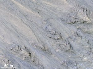 MRO Reveals Flowing Sand on Mars