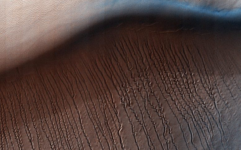 MRO Views Hellas Planitia