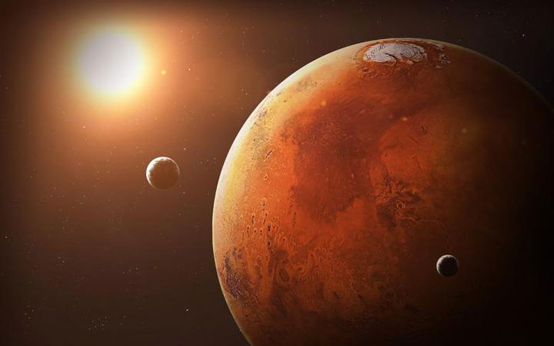 MSU Biologists Reveal How Long Microorganisms Can Live on Mars