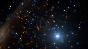 MUSE Reveals Lonely Black Hole Hiding in Giant Star Cluster
