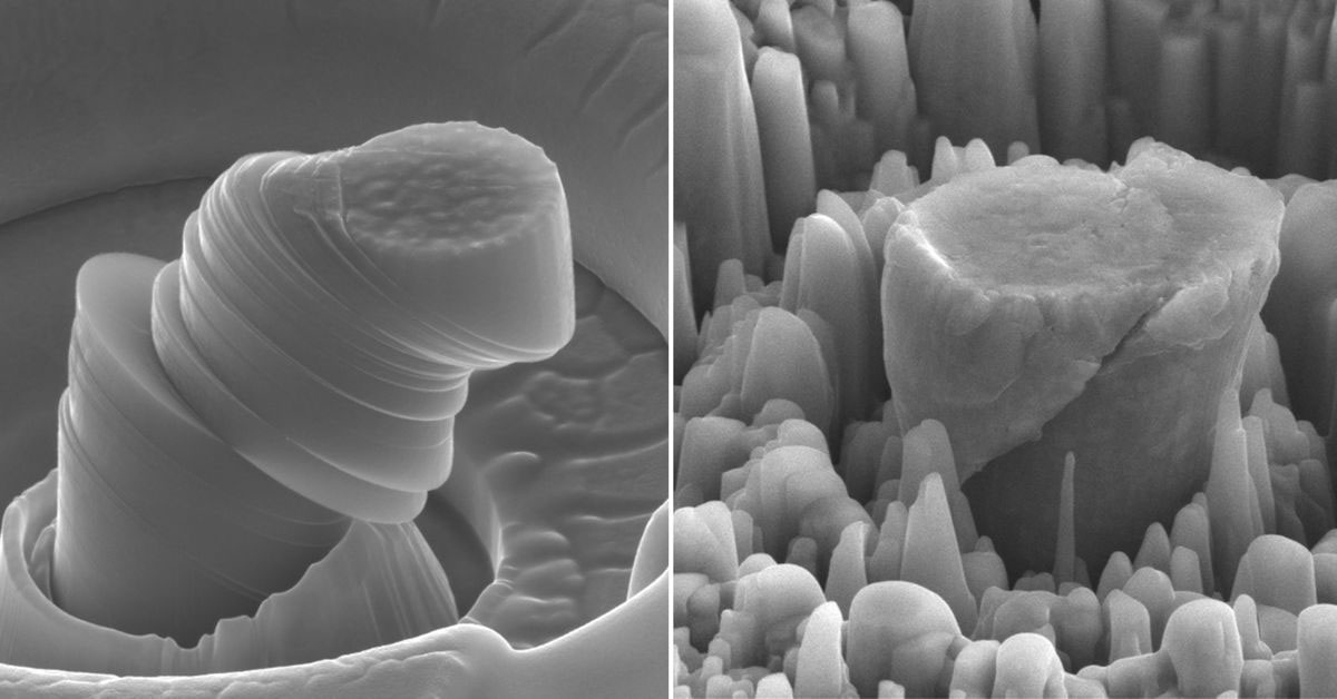 Engineers Develop New Lightweight Metal From Carbide
