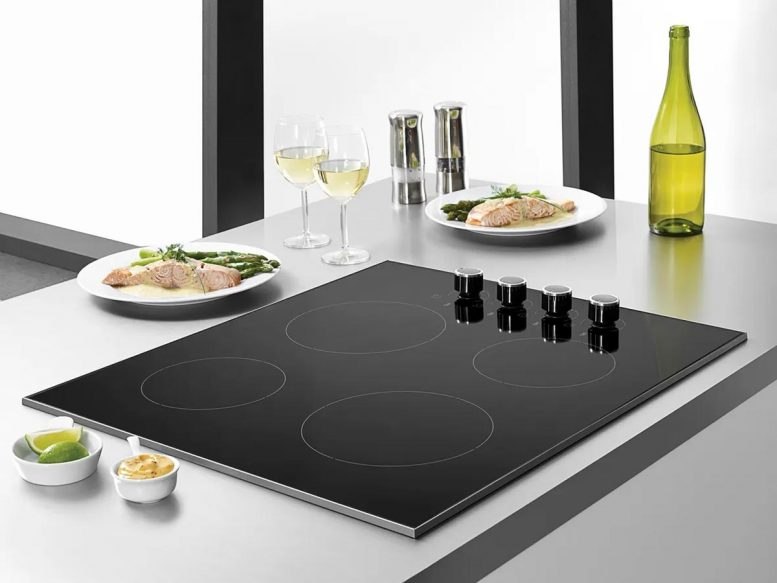Magnetic Induction Cooking
