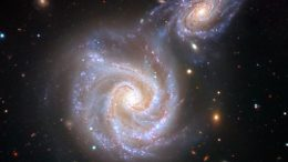 Major Collision Changed the Milky Way Galaxy