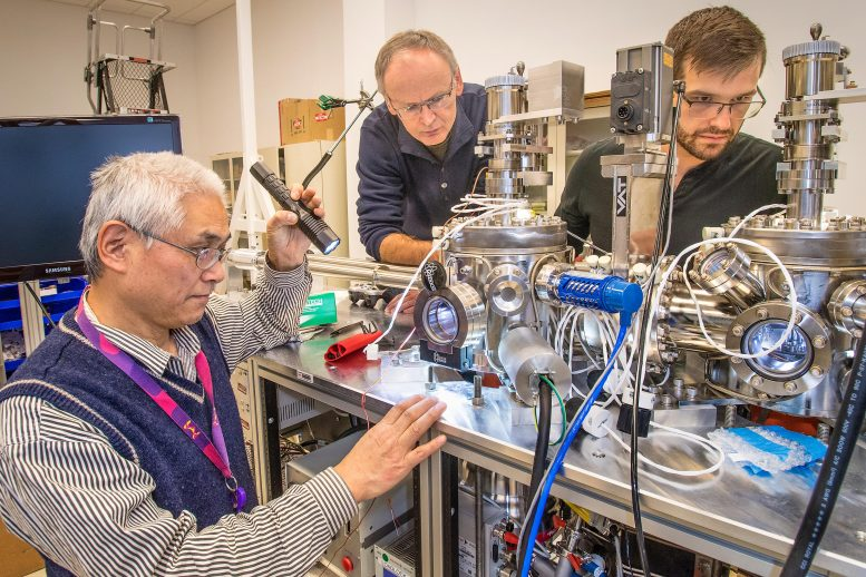 Making High-Temperature Superconductivity Disappear