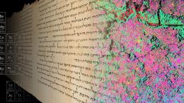 Mapping of the Distribution of Elements in Temple Scroll