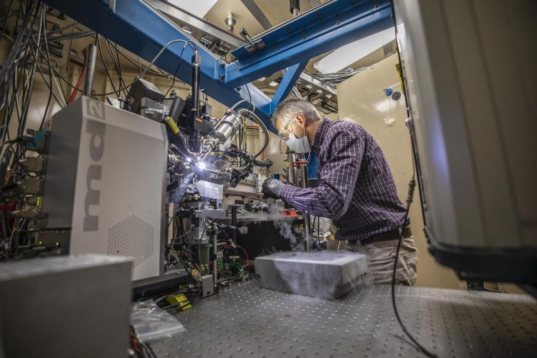 Marc Allaire Crystallography Beamlines